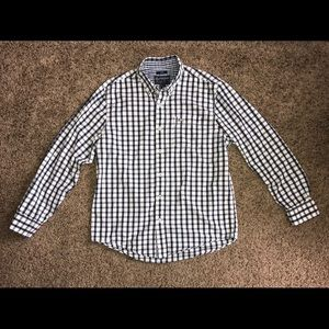 American Rag Long-sleeve Button-down. Mens Large.